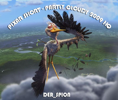 Pixar Short - Partly Cloudy 2009 HQ