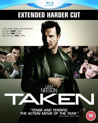 Заложница /Taken (2008) HDRip-AVC
