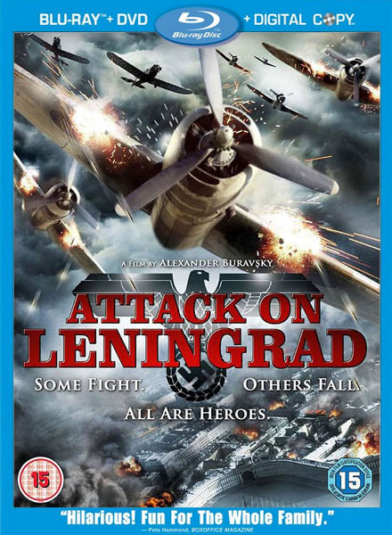 Ленинград / Attack On Leningrad (2009/RUS/HDRip)