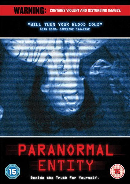 Paranormal Entity (2009/RUS/DVDRip)