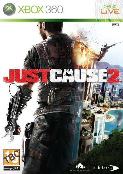 Just Cause 2 (2010/RUS/XBOX360)