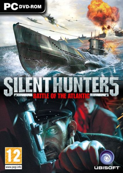 Silent Hunter 5:Battle of the Atlantic (2010/RUS/ENG)