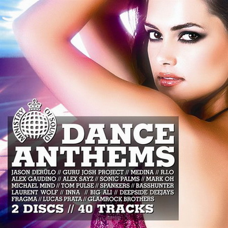 Ministry Of Sound Dance Anthems (2010)