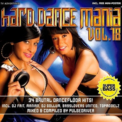 VA-Hard Dance Mania Vol 18 (2009)