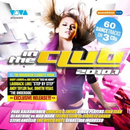 VA-In The Club 2010.1 (2010)