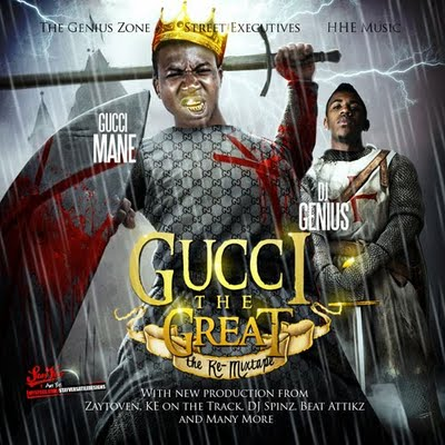 DJ Genius Presents Gucci Mane - Gucci The Great (The Re-Mixtape)