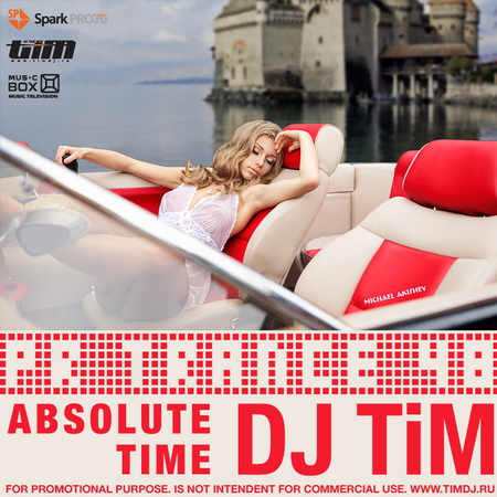 "DJ TiM - Pr Trance 48 ""Absolute time"" (2009)"