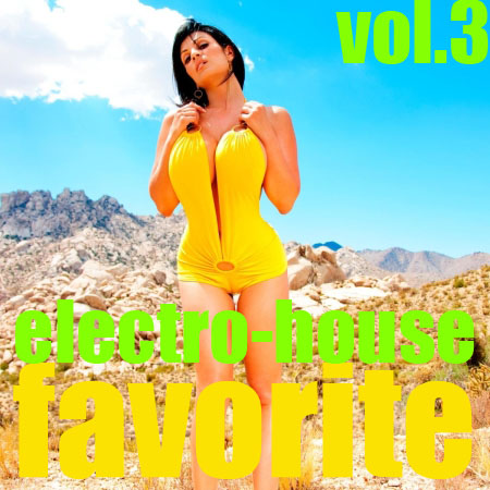 Favorite electro-house vol.3 (2009)