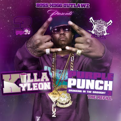 Killa Kyleon - Purple Punch 3