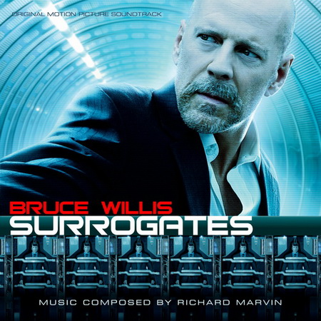OST - Суррогаты / Surrogates (by Richard Marvin) – 2009