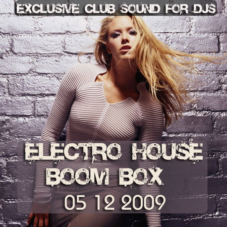 VA-Electro-House Boom BOX (05.12.2009)