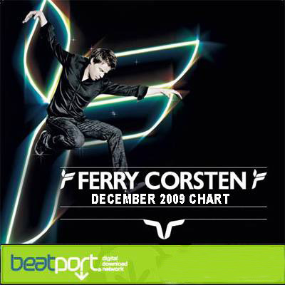 VA - Ferry Corsten - Beatport december top 10 (2009)