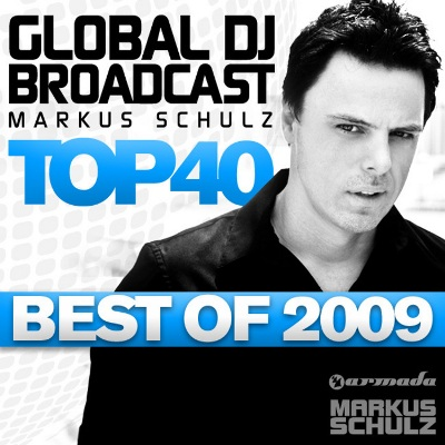 VA-Global DJ Broadcast - Top 40: Best Of 2009
